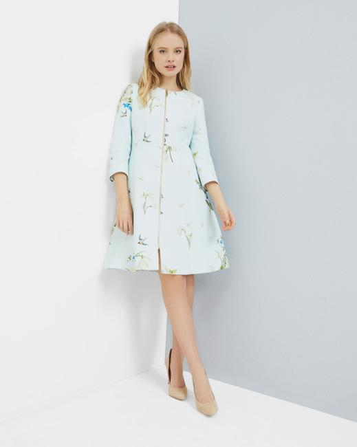 Ted Baker Racheel Spring Meadow Trench Coat Image 1