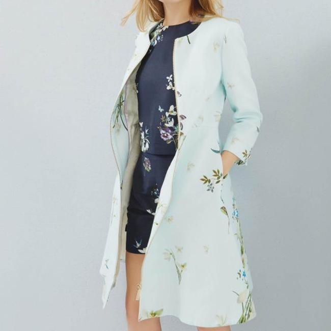 Ted Baker Racheel Spring Meadow Trench Coat Image 2