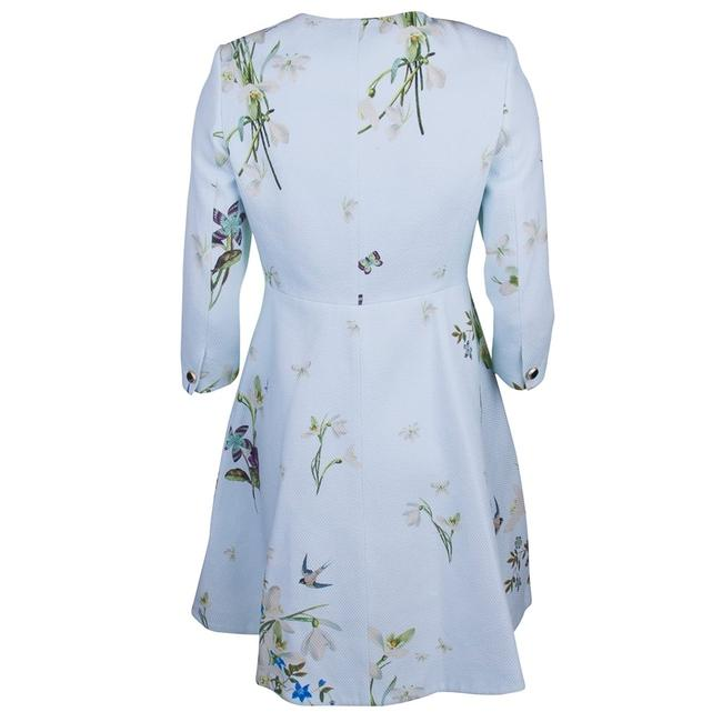 Ted Baker Racheel Spring Meadow Trench Coat Image 4