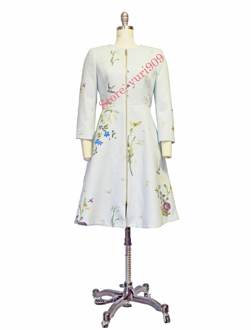 Ted Baker Racheel Spring Meadow Trench Coat Image 5