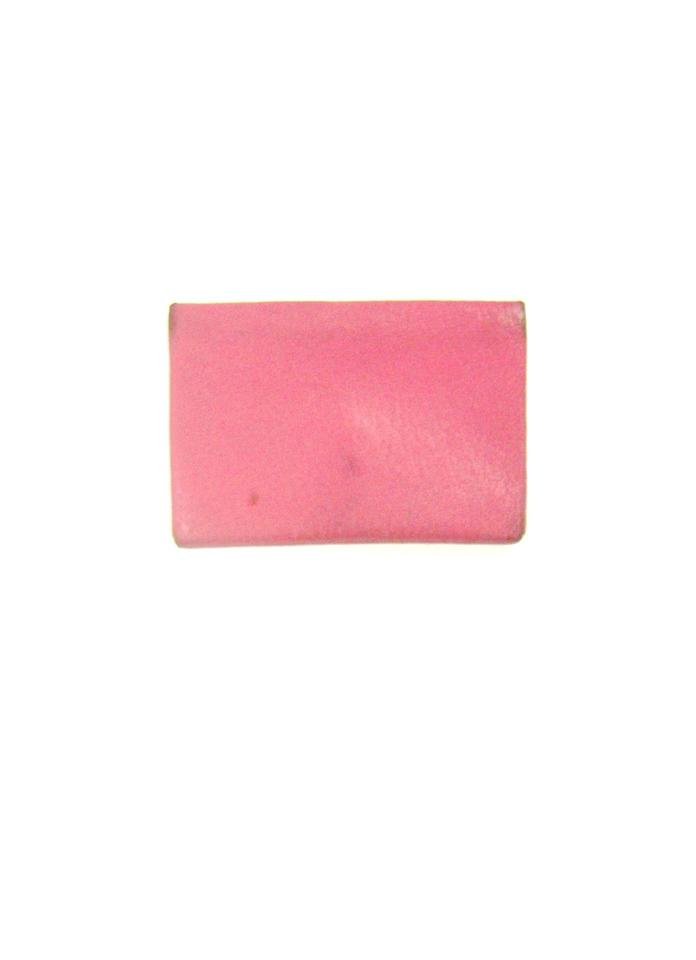 Fantastic Pink Leather Business Card Holder Contemporary - Business ...
