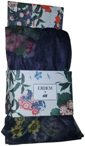 ERDEM x H&M One size green bluish dark tight