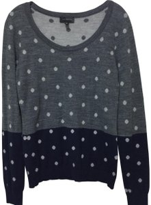 The Limited Color-blocking Polka Size Xs Sweater