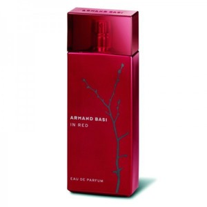 Armand Basi ARMAND BASI-IN RED-FOR WOMEM-EDP-100 ML-TESTER-SPAIN