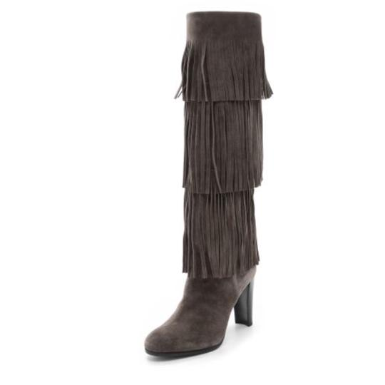 Preload https://img-static.tradesy.com/item/23003022/stuart-weitzman-leadgrey-fringie-fringe-bootsbooties-size-us-65-regular-m-b-0-0-540-540.jpg