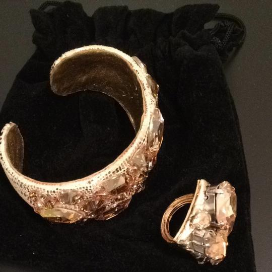 Ted Rossi Bracelet And Ring Set