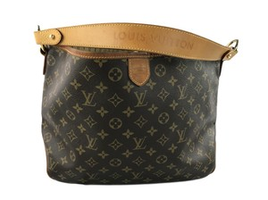 Louis Vuitton Lv Monogram Delightful Shoulder Bag