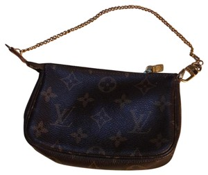 Louis Vuitton LV Monogram Clutch