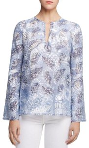 Tory Burch New Longsleeve New Multicolor New Tag Shirt New Multicolor Tunic