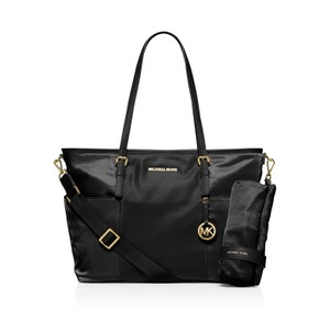 Michael Kors Jet Set Nylon Black Diaper Bag