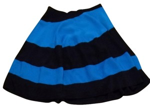 Derek Lam Skirt Atlantic/black