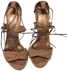 Burberry pink/nude Sandals