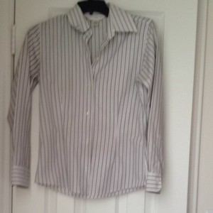 Petite Sophisticate Button Down Shirt