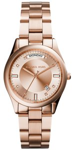 Michael Kors Michael Kors Rose Gold Colette Watch Mk6071