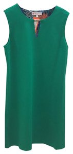 Jude Connally short dress Shamrock Botanical Green on Tradesy