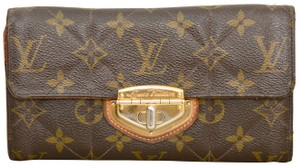 Louis Vuitton Monogram Etoile Porte Feuille Sarah Long Wallet M66556