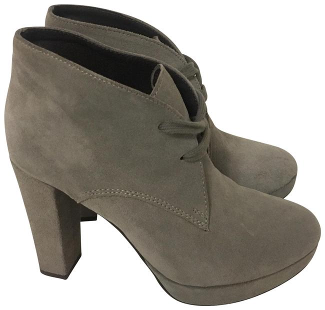Item - Gray Unknown Boots/Booties Size US 7 Regular (M, B)