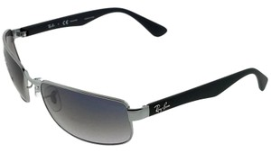 074d5e1b4c Ray-Ban RB3478-004-78 Men s Gunmetal Frame Blue Lens Polarized Sunglasses
