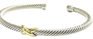 David Yurman David Yurman 'X' Bangle Bracelet