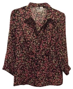 I.N. San Francisco Top Floral