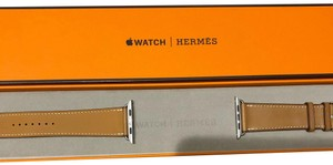 Hermès Apple Watch Hermès Strap Single Tour 42 mm