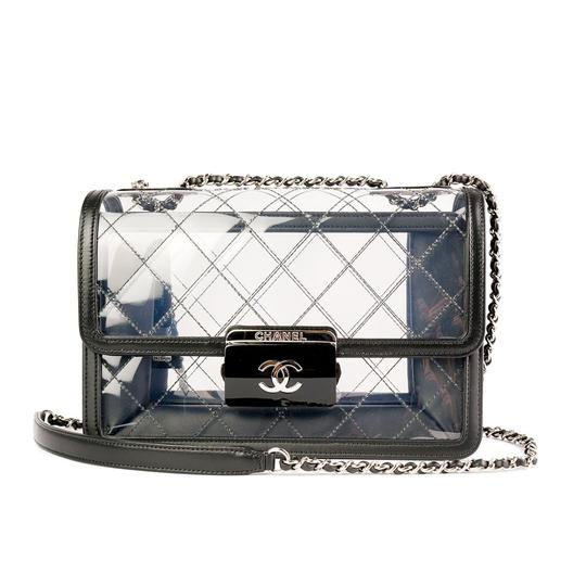 Preload https://item1.tradesy.com/images/chanel-classic-flap-naked-beauty-lock-clear-transparent-lambskin-and-pvc-cross-body-bag-23007085-0-0.jpg?width=440&height=440