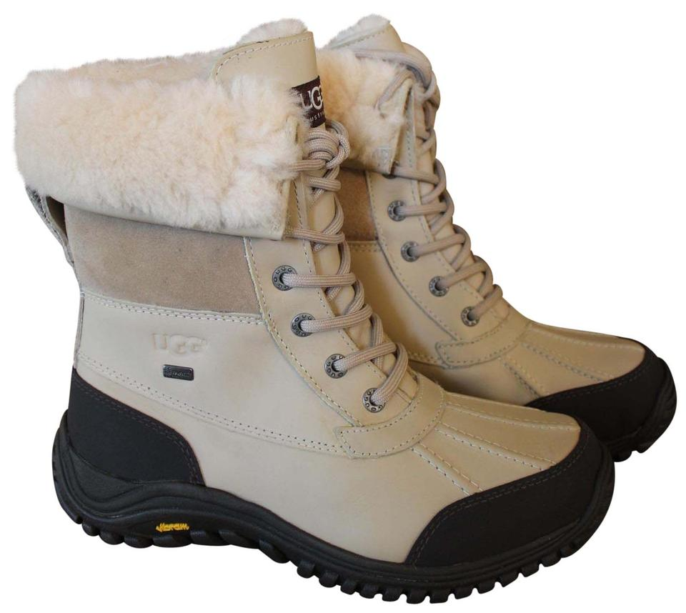 6a37826fc00 UGG Australia Sand Adirondack Ii Leather Snow Boots/Booties Size US 10  Regular (M, B) 11% off retail