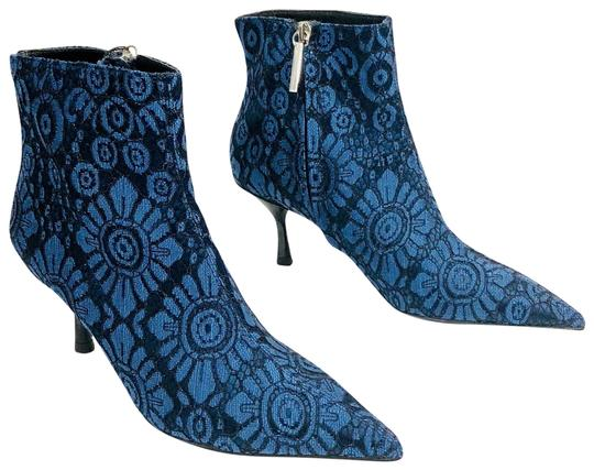 Preload https://img-static.tradesy.com/item/23007283/zara-blue-jacquard-bootsbooties-size-us-65-regular-m-b-0-1-540-540.jpg