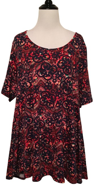 Preload https://item5.tradesy.com/images/lularoe-multicolor-perfect-t-blouse-size-16-xl-plus-0x-23007309-0-1.jpg?width=400&height=650