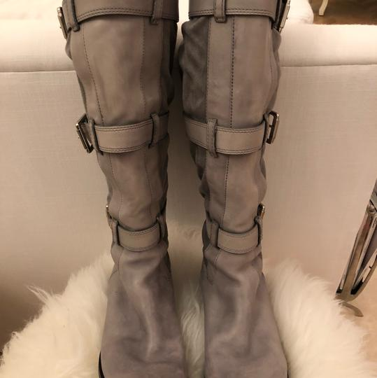 Cole Haan Grey Boots