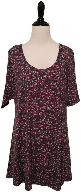 Preload https://item2.tradesy.com/images/lularoe-multicolor-perfect-t-blouse-size-12-l-23007356-0-1.jpg?width=400&height=650