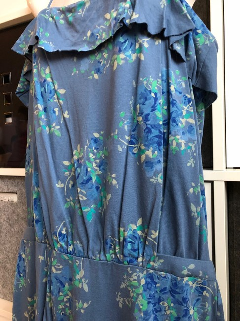Juicy Couture short dress Blue Comfortable Summer on Tradesy