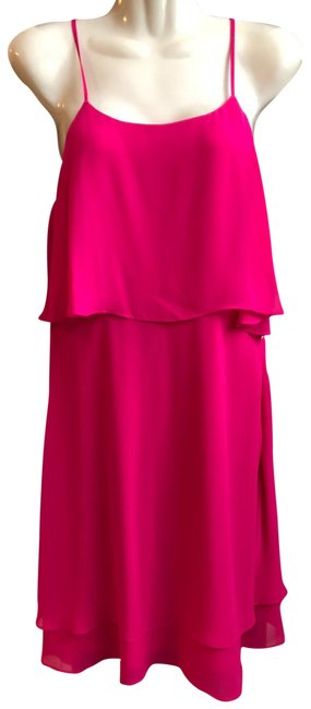 Preload https://item1.tradesy.com/images/gianni-bini-pink-orchid-back-and-brighter-than-ever-mid-length-cocktail-dress-size-6-s-23007420-0-3.jpg?width=400&height=650