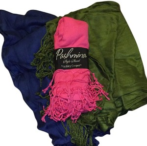Unknown Set of 3 Scarves