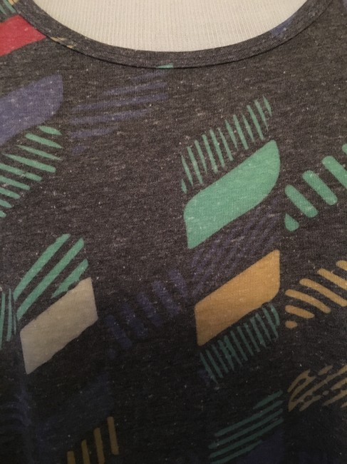 LuLaRoe Perfect T Top Grey