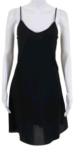 Rebecca Taylor short dress Navy blue Night Out Date Night Evening Gown Polyester on Tradesy