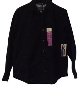 Riders by Lee Button Down Shirt Black