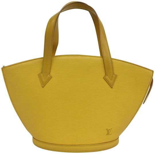 Preload https://item3.tradesy.com/images/louis-vuitton-saint-jacques-cannelle-leather-yellow-epi-tote-23007597-0-2.jpg?width=440&height=440