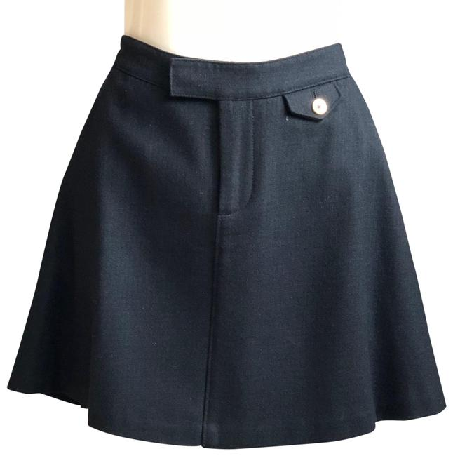 Preload https://item5.tradesy.com/images/juicy-couture-black-wool-55-wool-45-viscose-miniskirt-size-6-s-28-23007619-0-1.jpg?width=400&height=650