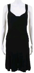 Diane von Furstenberg Polyester Size Small Drop Waist Dress
