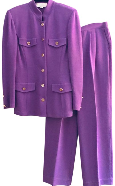 St. John Collection By Marie Gray St John knit pant suit