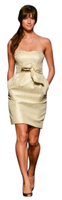 Preload https://item4.tradesy.com/images/jenny-yoo-gold-and-cream-coco-bridesmaid-mid-length-cocktail-dress-size-8-m-23007703-0-1.jpg?width=400&height=650