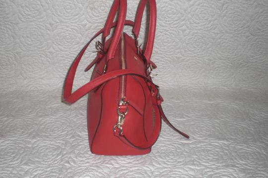 Kate Spade Satchel in RED Gold Hardware