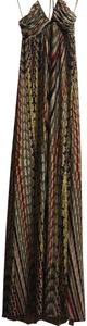 Multi Maxi Dress by T-Bags Los Angeles Maxi Comfortable Cool Lightweight