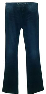 Buffallo David Bitton Boot Cut Jeans-Dark Rinse