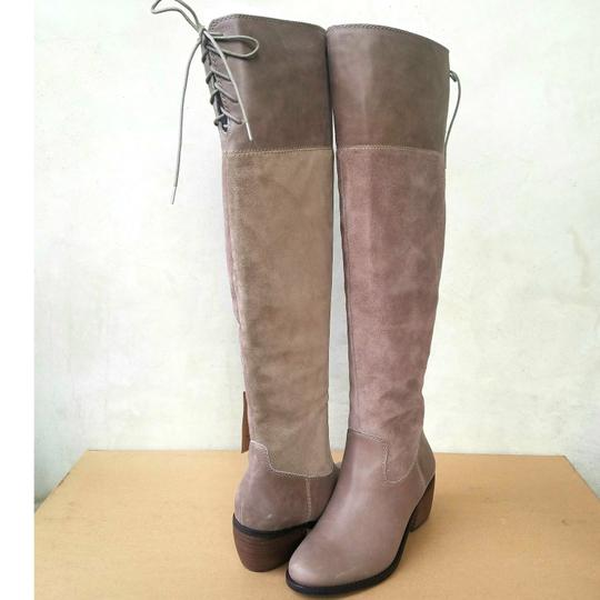 Preload https://img-static.tradesy.com/item/23007792/lucky-brand-taupe-suede-and-leather-bootsbooties-size-us-75-regular-m-b-0-3-540-540.jpg