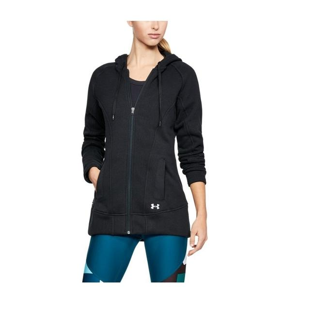 Under Armour Fitted Extended Length Durable Polyester Jacket