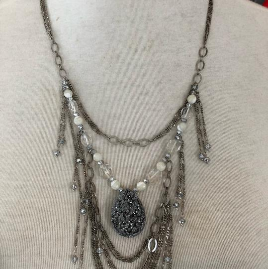 Preload https://item5.tradesy.com/images/chan-luu-silver-new-agate-mix-fringe-pendant-necklace-23007964-0-0.jpg?width=440&height=440