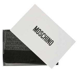 Moschino Moschino Wool Boxed Blanket