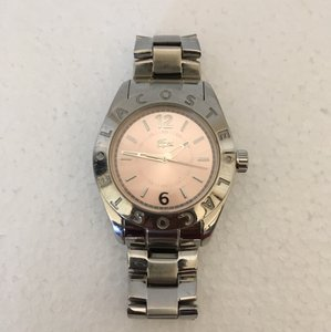Lacoste Lacoste Biarritz Pink Dial Ladies Watch (2000713)
